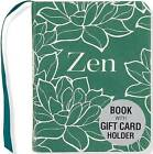 Zen (Mini Book with Gift Card Holder) by Peter Pauper Press, Inc (Hardback, 2015)