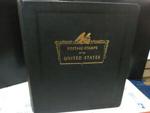 White Ace Specialty Series U.S. Stamp Album Binder - Excellent 3-Ring
