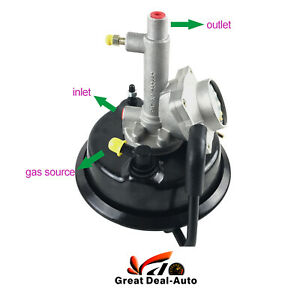 Universal-VH44-7-034-Remote-Brake-Booster-For-Fairlane-Falcon-XP-XR-XT-For-Nissan