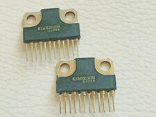 2 Piece Kia6280h Dual Audio Amplifier 58w 22w Btl