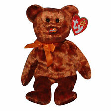 Ty Beanie Baby British Columbia Pacific Dogwood Bear Canada Flower ... 46281e2efd26