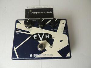 MXR EVH 5150 Eddie Van Halen Signature Chorus Effects Pedal Dunlop