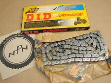 Vintage NOS DID Professional Motorcycle 428V 120 Link O-Ring Chain 6017 0362