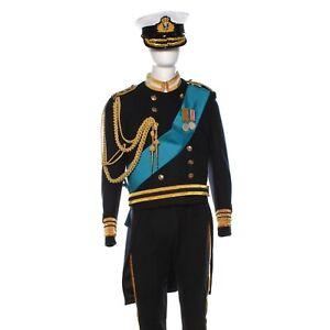 The-Royals-King-Simon-Vincent-Regan-Screen-Worn-Ceremonial-Uniform-Ep-101-103