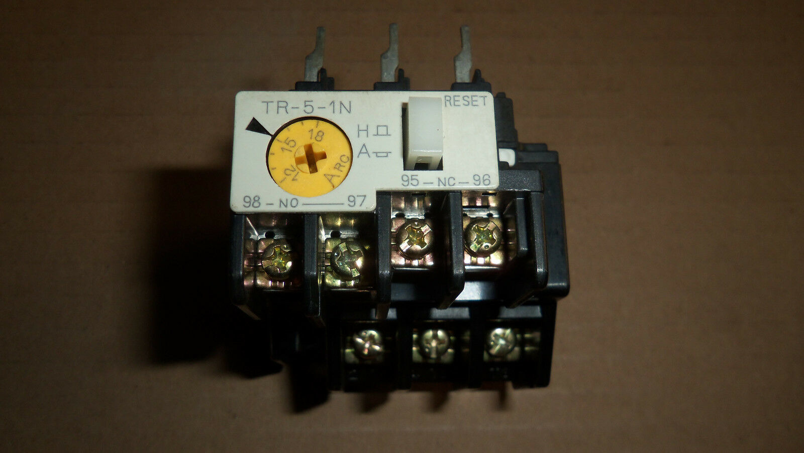 NEW FUJI TR-ON//3 4-6A Thermal Overload Relays