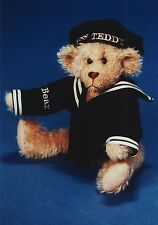 "USS Teddy: PDF 12"" Jointed Bear & Uniform E-Patterns"