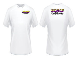Sonic Powerboats T-Shirts