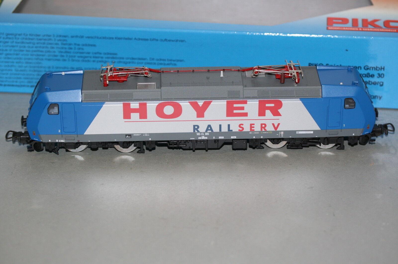 PIKO 57434 elok serie siano 185 VATIKAN railserv DSS traccia h0 OVP
