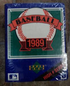 1989-UPPER-DECK-BASEBALL-CARDS-NUMBER-701-800-SERIES-FACTORY-SET-SEALED