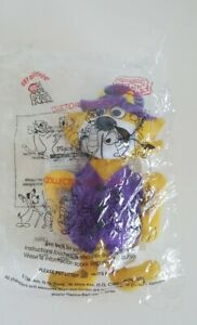 Dairy-Queen-Hanna-Barbera-TOP-CAT-Kids-Meal-Plush-Toy-Collector-Series-Sealed