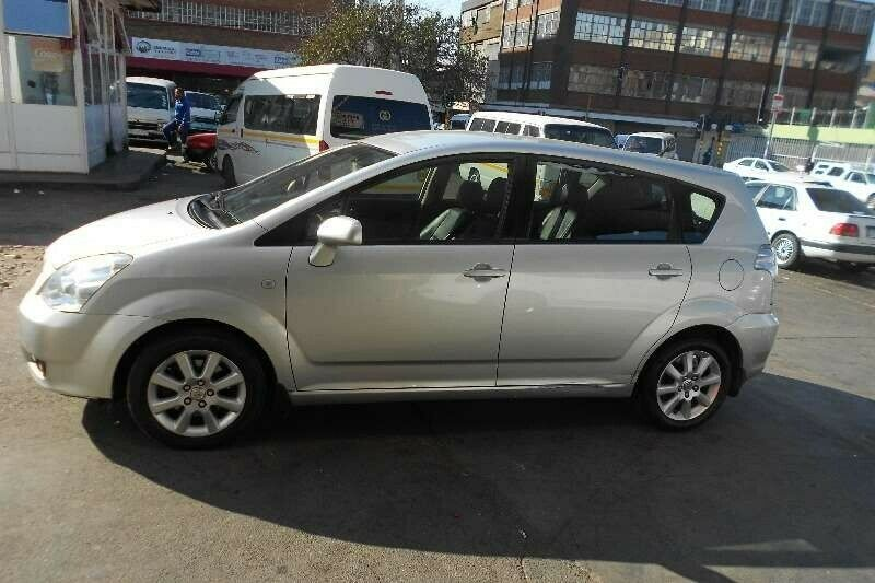 Toyota Verso 1ZZ Stripping for Spares and Parts.