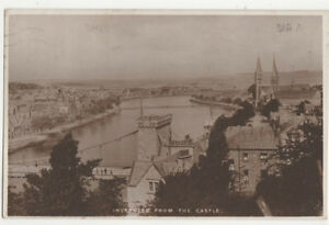 Inverness From The Castle Scotland Tuck 3730 1927 RPPC Postcard US004 - Aberystwyth, United Kingdom - Inverness From The Castle Scotland Tuck 3730 1927 RPPC Postcard US004 - Aberystwyth, United Kingdom