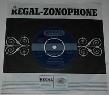 T REX*MARC BOLAN, ONE INCH ROCK*SALAMANDA PALAGANDA,1968  REGAL ZONOPHONE, EX