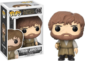 Funko Pop TV Game Of Thrones Tyrion Lannister Vinyl Figure #50