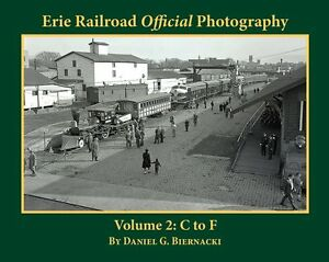 ERIE-RAILROAD-Official-Photography-Vol-2-C-to-F-NEW-BOOK