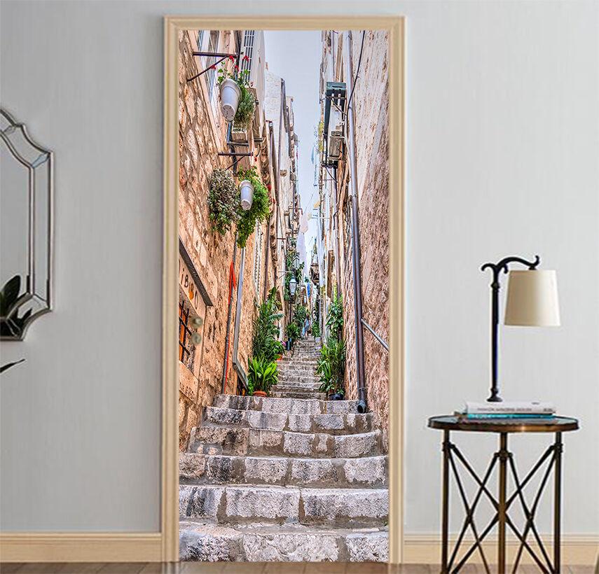 3D Schritt 89 Tür Wandmalerei Wandaufkleber Aufkleber AJ WALLPAPER DE Kyra  | Sehr gelobt und vom Publikum der Verbraucher geschätzt  | Neue Produkte im Jahr 2019  | Schön In Der Farbe