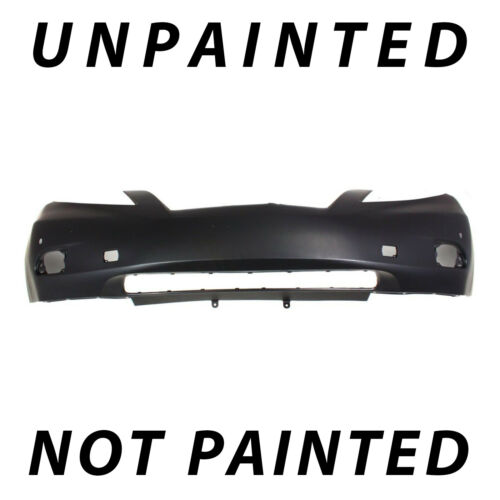 NEW Painted To Match Front Bumper Cover Fascia for 2010-2012 Lexus RX350 w// Park