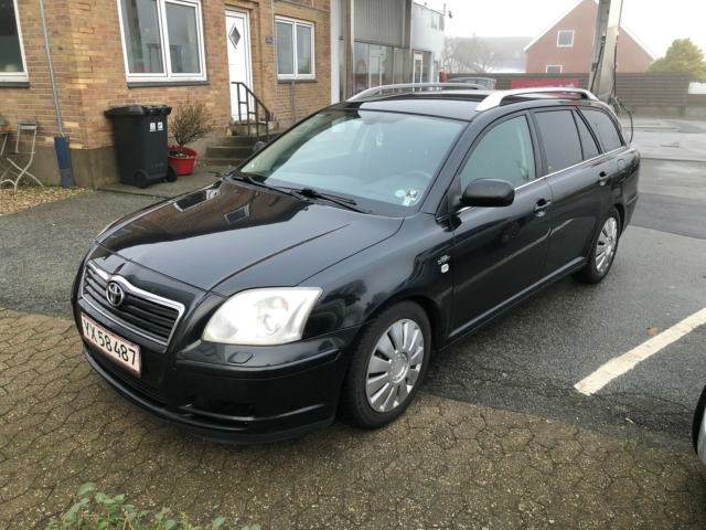 Toyota Avensis, 2,2 D-CAT 177 Executive stc., Diesel, 2006,…