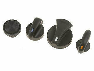 Air Conditioning Control Knob For 1995-2004 Ford Ranger; HVAC Heater Control Kn