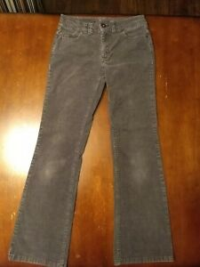 4bdb42df051bb Image is loading Women-s-Tommy-Hilfiger-Gray-Cords-Corduroy-Pants-