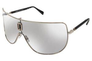 Authentic-BALMAIN-Shield-Sunglasses-BL-8090-C01-Gold-Black-Grey-Gradient-Lens