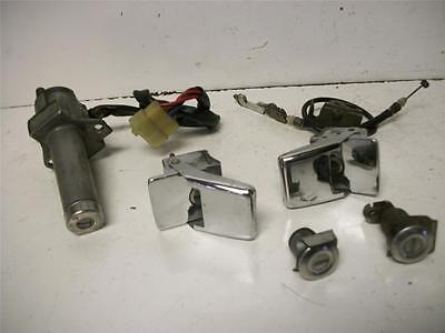 95 Honda ST 1100 Ignition & Locks K23