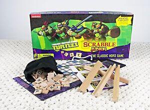 Nickelodeon-Teenage-Mutant-Ninja-Turtles-Scrabble-Junior-Game-Hasbro-New