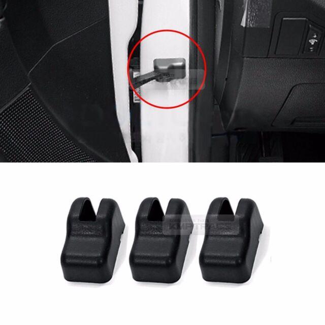 OEM Genuine Door Checkers Striker Cover 3Pcs for HYUNDAI 2011-2016 2017 Veloster