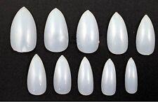50 Pc Fake Nails Nail Art False French Acrylic Artificial Decoration