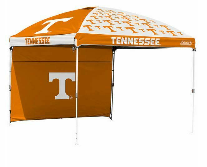 Tennessee Volunteers NCAA 10' x 10' Dome Tailgate  Party Canopy Tent Logo Wall  wholesale price and reliable quality