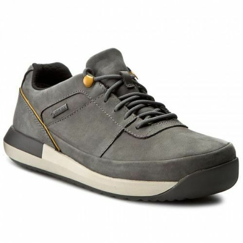 Venta de liquidación de temporada Manitu mocasines zapatos, cuero genuino zapato bajo, cortos marrón 630632-2 (New)