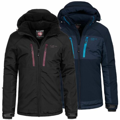 X-Country Mens Jacket Lined Softshell Jacket Winter Jacket Rain Jacket Broome