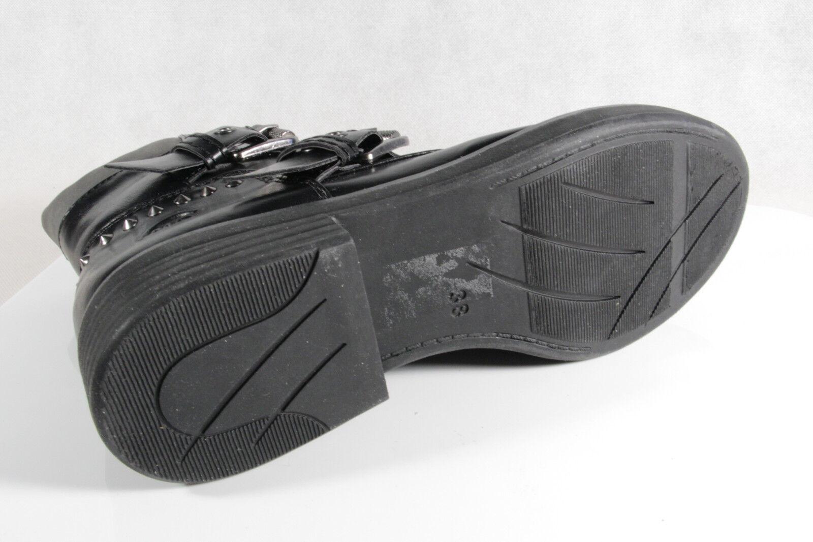 Marco Tozzi Stiefelette Stiefel, Stiefel  schwarz, 25800  NEU