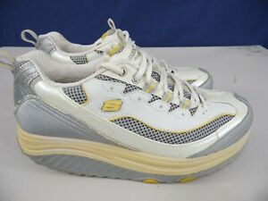 SKECHERS Shape Ups Women 8.5 White