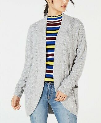 Hippie Rose Womens Knit Cardigan Sweater