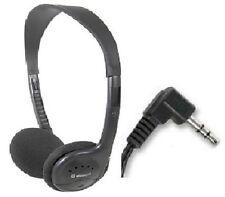 LIGHTWEIGHT DIGITAL STEREO HEADPHONES COMPUTER iPAD/iPOD/MP3