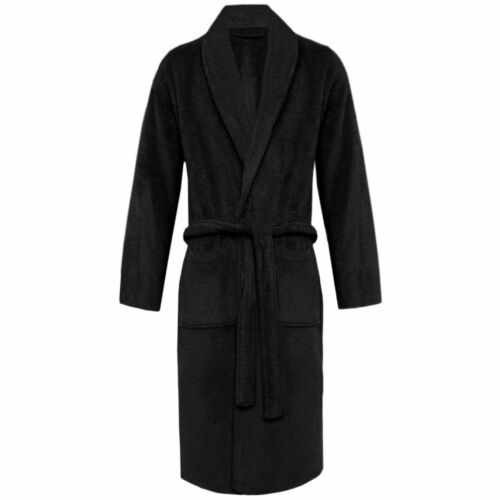 100/% LUXURY EGYPTIAN COTTON TERRY TOWEL UNISEX TOWELLING BATH ROBE DRESSING GOWN