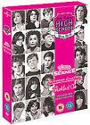 John Hughes High School Year Book - Weird Science/Sixteen Candles/The Breakfast Club (DVD, 2008, 5-Disc Set, Box Set)