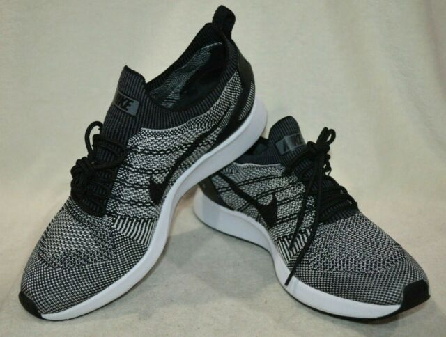 última colección apariencia estética diseño profesional Nike Flyknit Racer Running Shoe Blackout Men's Sz 9.5 Black 526628 ...
