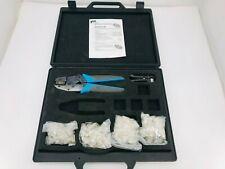 New Ideal Rj 45 Crimp And Cut Set 30 559 45 165 30 506 Crimpmaster Utpstp Strip