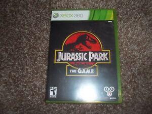 Jurassic Park: The Game - Park Pedia - Jurassic Park ...