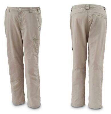 Regular Fit Simms Arapaima Pants Fishing Pant UPF50 Mineral MSRP $99.99