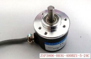 1PC Wuxi rip ZSP3806-003G-400BZ1-5-24C Encoder Outer diameter 38mm  5.25V #XH