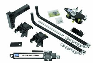 Pro Series Reese 49904 Weight Distribution Hitch with Sway ...