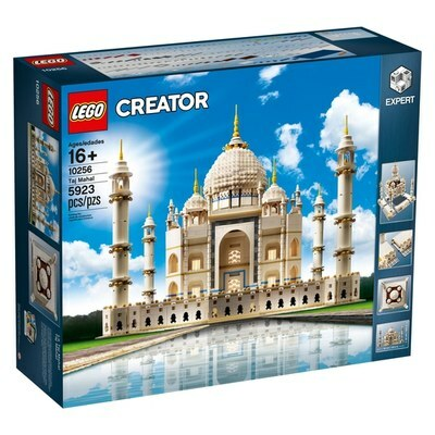 LEGO 10256 Creator Export Taj Mahal Brand New and Sealed