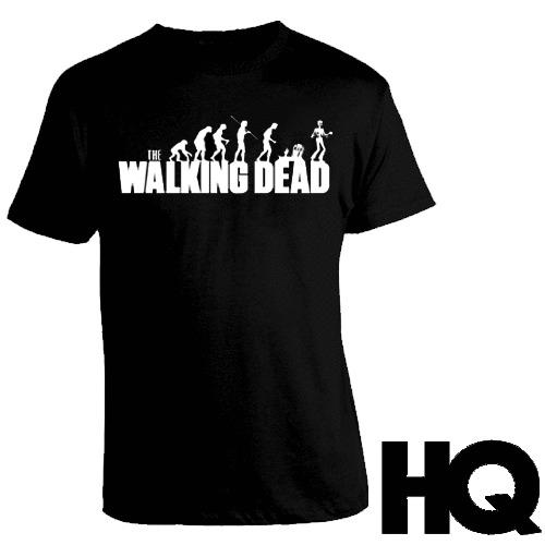 The Walking Dead Horror Zombie t shirt t-shirt Maglietta maglia S M L XL XXL