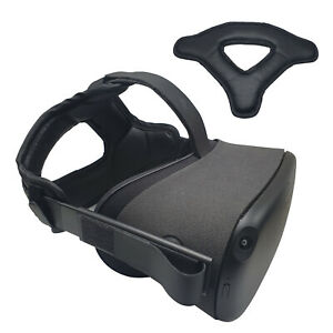 Leather-Head-Strap-Pad-Cushion-Replacement-for-Oculus-Quest-Rifts-VR-Headset