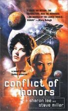 Conflict of Honors: A Novel of the Liaden Universe by Sharon Lee, Steve Miller