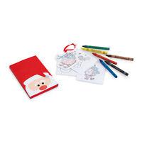 Decorate Your Own Christmas Tree Decoration - Paint / Colour Bauble Craft Set