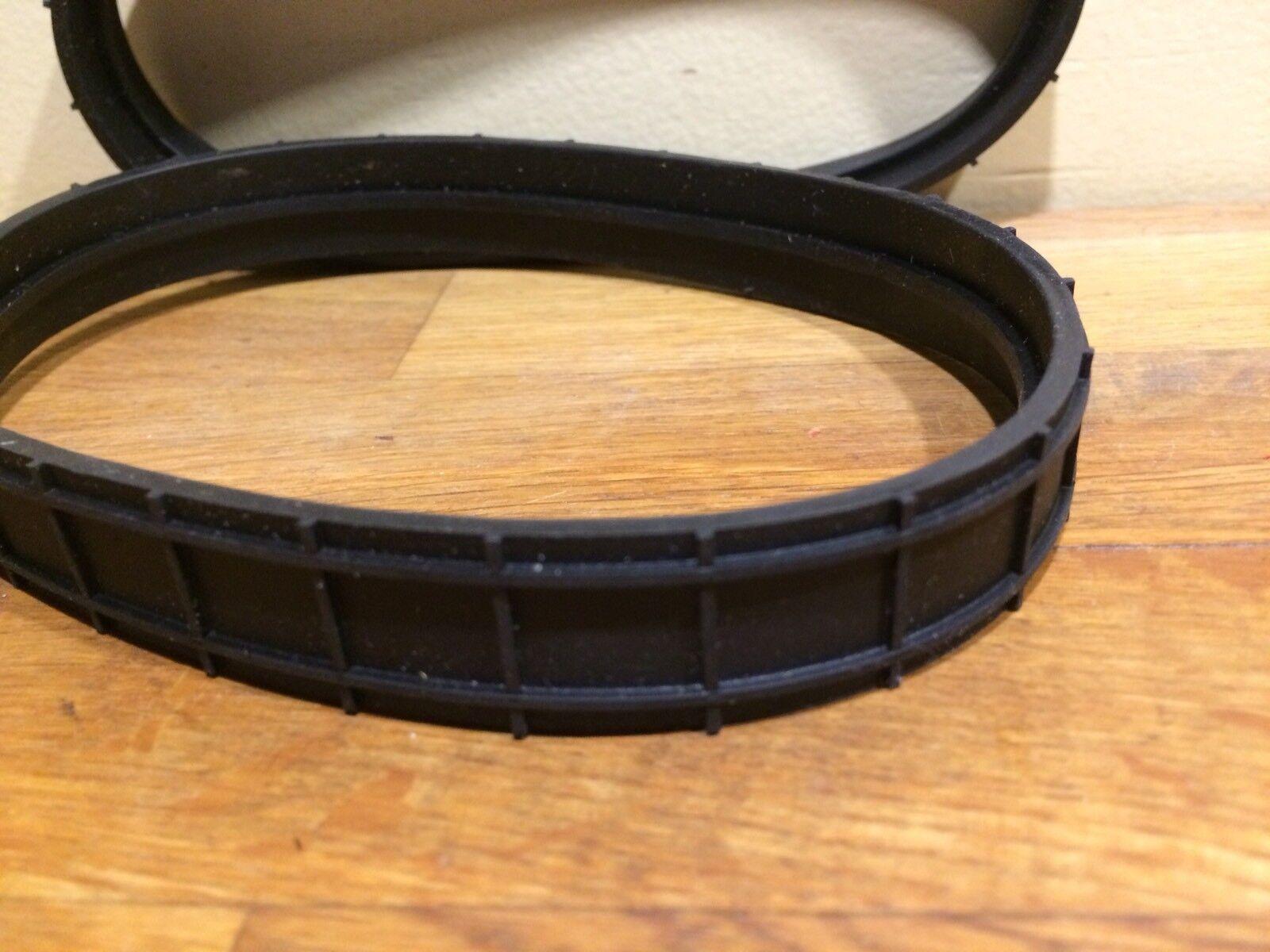 Courroies pour chenille de Jouets Citroen B2 B2 B2 & B12 Croisière Noire Jaune 1/10eme 99e272